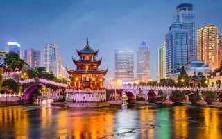 Как сделать визу в Китай в Екатеринбурге, оформление 2020